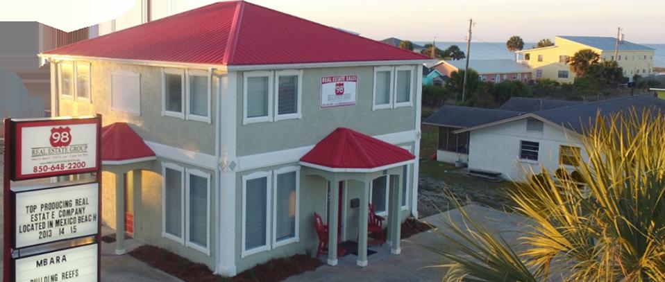98 Real Estate Group, Mexico Beach