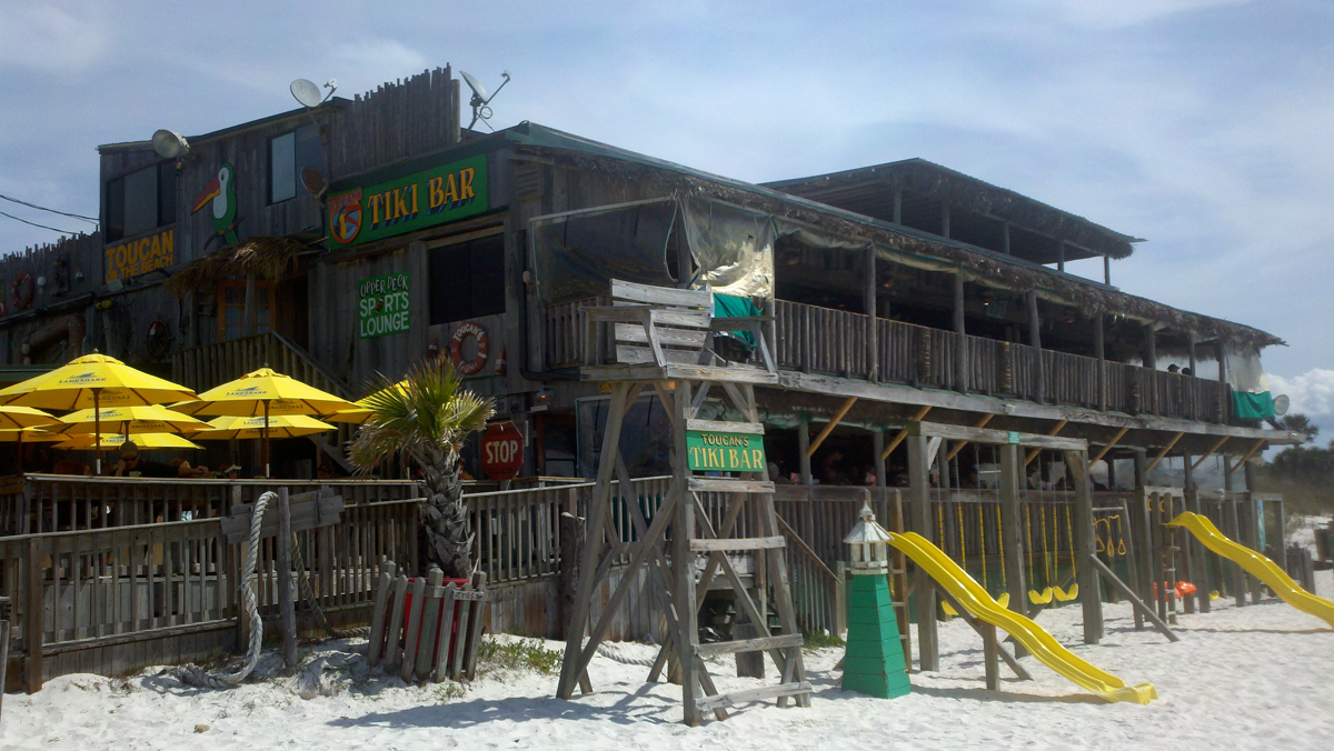 Mexico Beach 98 Real Estate Group Toucan S On The Toucans Restaurant