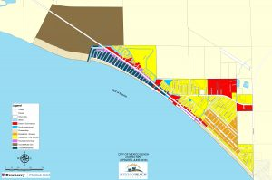 City of Mexico Beach Zoning Map