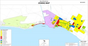 City of Port St. Joe zoning map